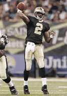 Aaron Brooks - Saints Quarterback 2000-2005