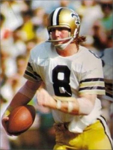 Archie Manning of the New Orleans Saints