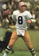 Archie Manning, New Orleans Saints Quarterback 1971-1982