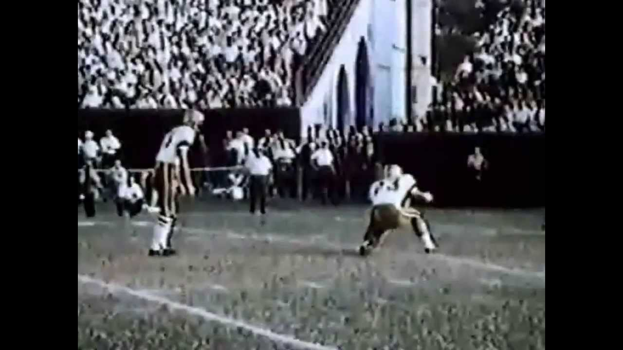 Highlights of the 1967 New Orleans Saints