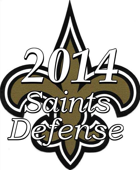The 2014 New Orleans Saints Defense