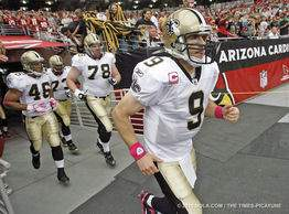 New Orleans Saints 2015 NFL Season Opener