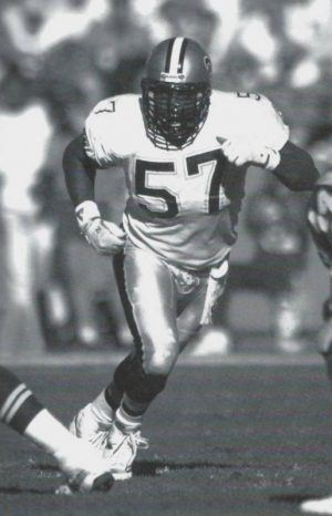 Hall of Fame Linebacker Ricky Jackson