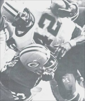 Chuck Muncie – 1979 New Orleans Saints against the Green Bay Packers