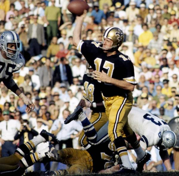 Billy Kilmer, 1969 versus Dallas