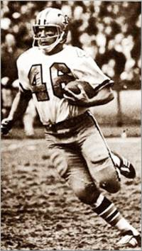 All Pro Receiver Danny Abramowicz of the New Orleans Saints