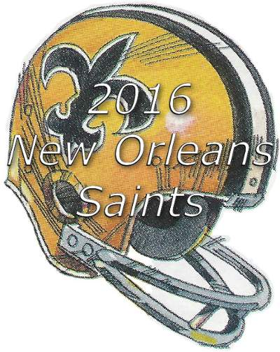 icon for 2016 New Orleans Saints News