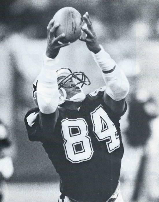 Eric Martin 1987 New Orleans Saints