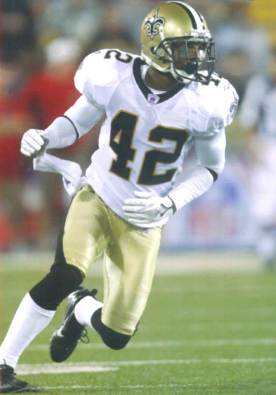 Jason David, New Orleans Saints 2007-2008