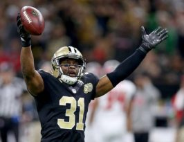 New Orleans Saints Free Agent Jarius Byrd
