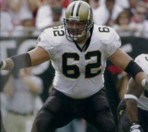 Jerry Fontenot New Orleans Saints 2001