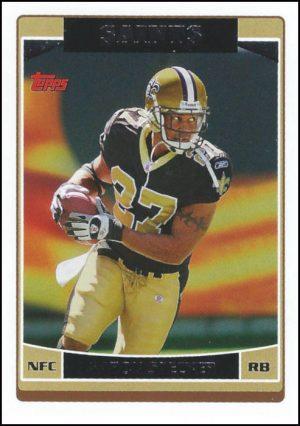 Aaron Stecker 2006 Topps Card