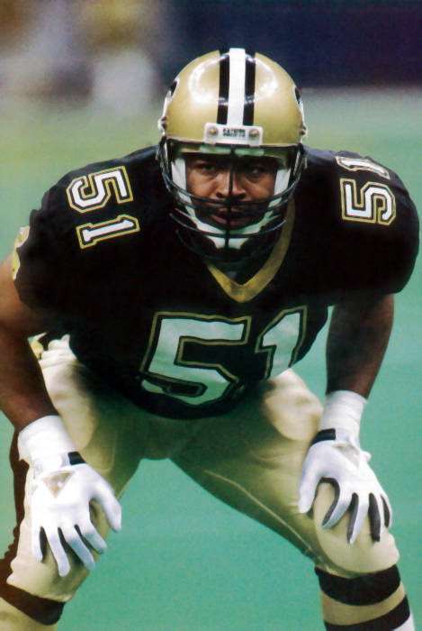 Sam Mills, New Orleans Saints 1986-1994