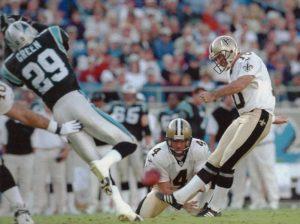 Doug Brien Saints Kicker | 1995 to 2000