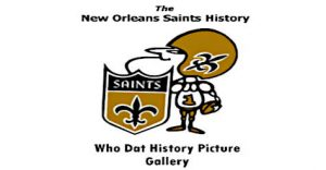 New Orleans Saints History Image Gallery