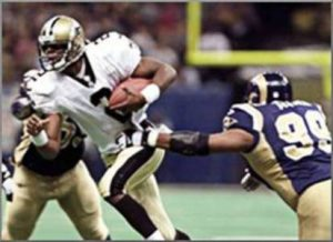 Aaron Brooks, 2000 New Orleans Saints