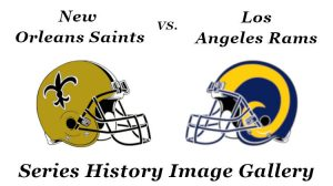 New Orleans Saints-Rams Image Gallery