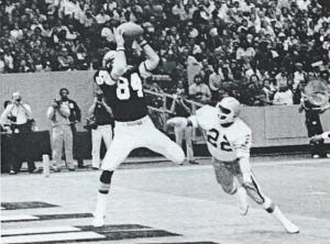 Rich Mauti TD Catch in 1978 Game Against the Browns