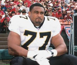 Hall of Fame Offensive Tackle Willie Roaf