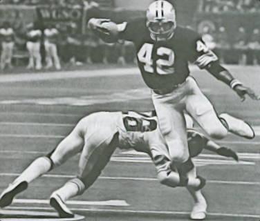 Chuck Muncie New Orleans Saints 1976-1979