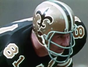 New Orleans Saints Defender Doug Atkins