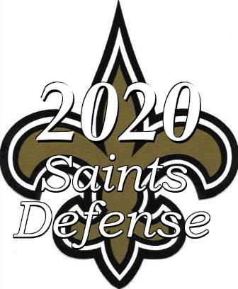 2020 New Orleans Saints Defensive Statistics