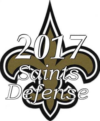 2017 New Orleans Saints Defense