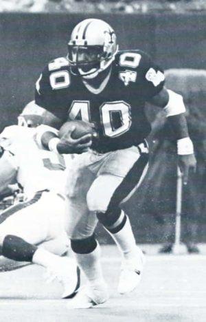 Dalton Hilliard in 1986